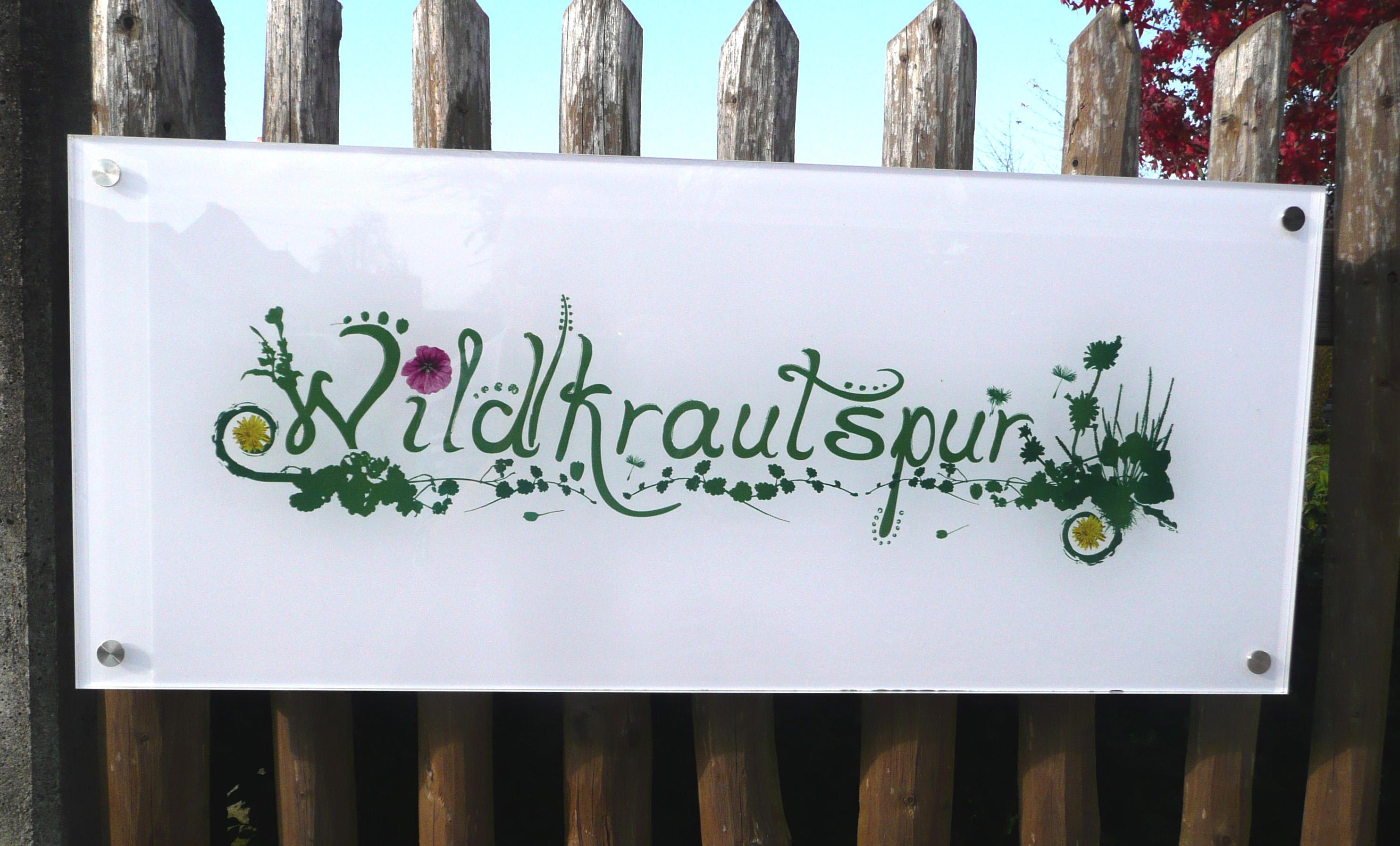 Firmenschild PLEXIGLAS® weiß 60 x 30 cm - Werbeschild 24 Schilder
